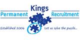 Kings Permanent Recruitment Logo